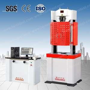 WE-1000B液晶数显式液压万能试验机