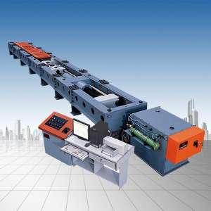 600KN-60吨微机屏显卧式拉力试验机